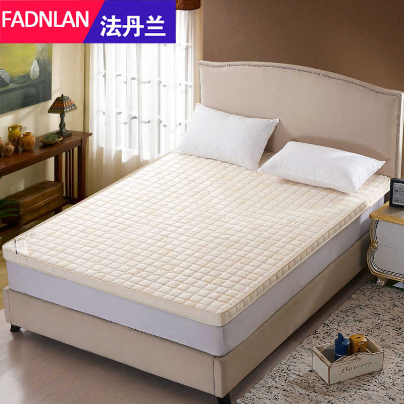 Thick high density foam mattress single double 1.2m1.8m1.5m m bed student dormitory foldable