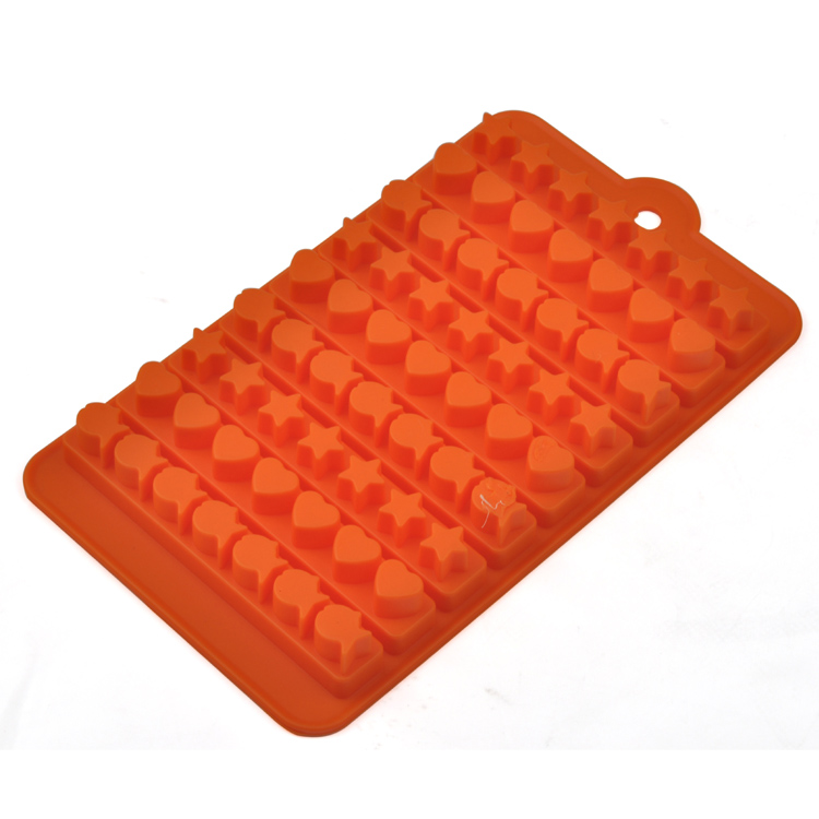 Thousands of groups seiko bakeware pentalpha carefully shaped silicone chocolate mold chocolate mold