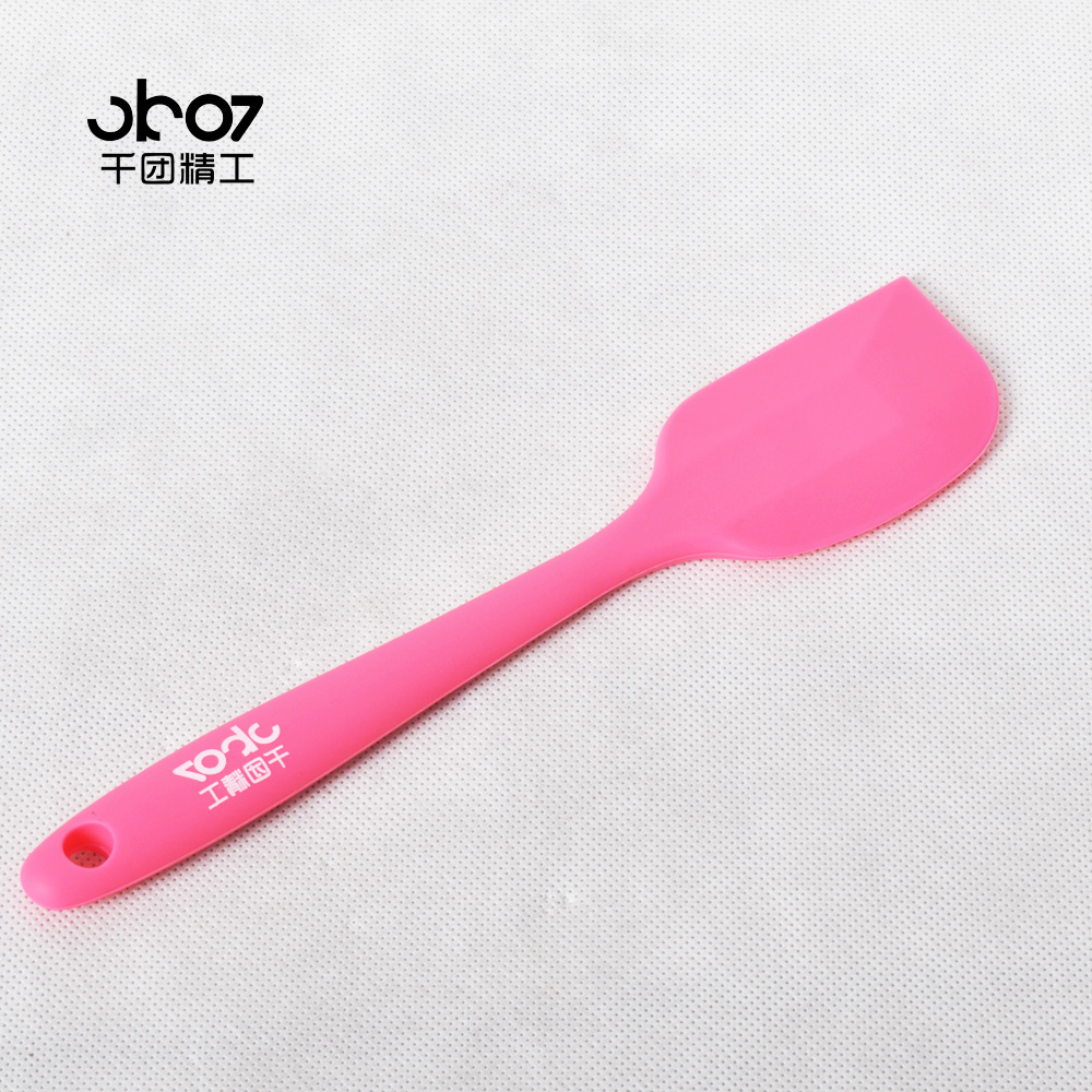 Thousands of groups seiko baking silicone spatula knife cake spatula (integrated silicone spatula/spatula)