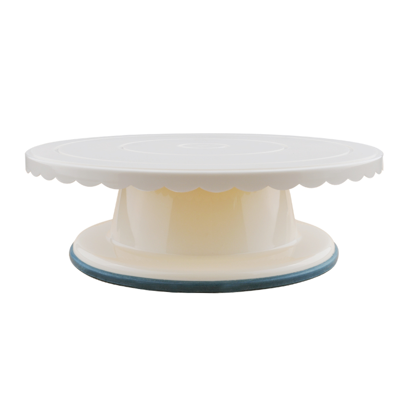 Thousands of groups seiko cake baking tools decorating plastic turntable rotating turntable lightweight solid