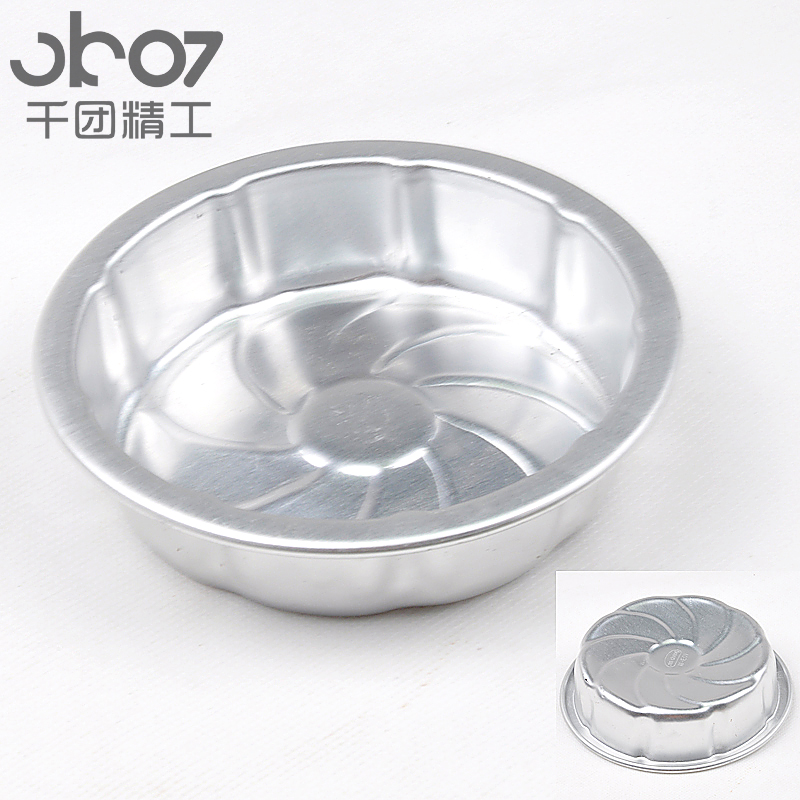 Thousands of groups seiko cup cake baking cake baking mold baking mold pudding mold spiral