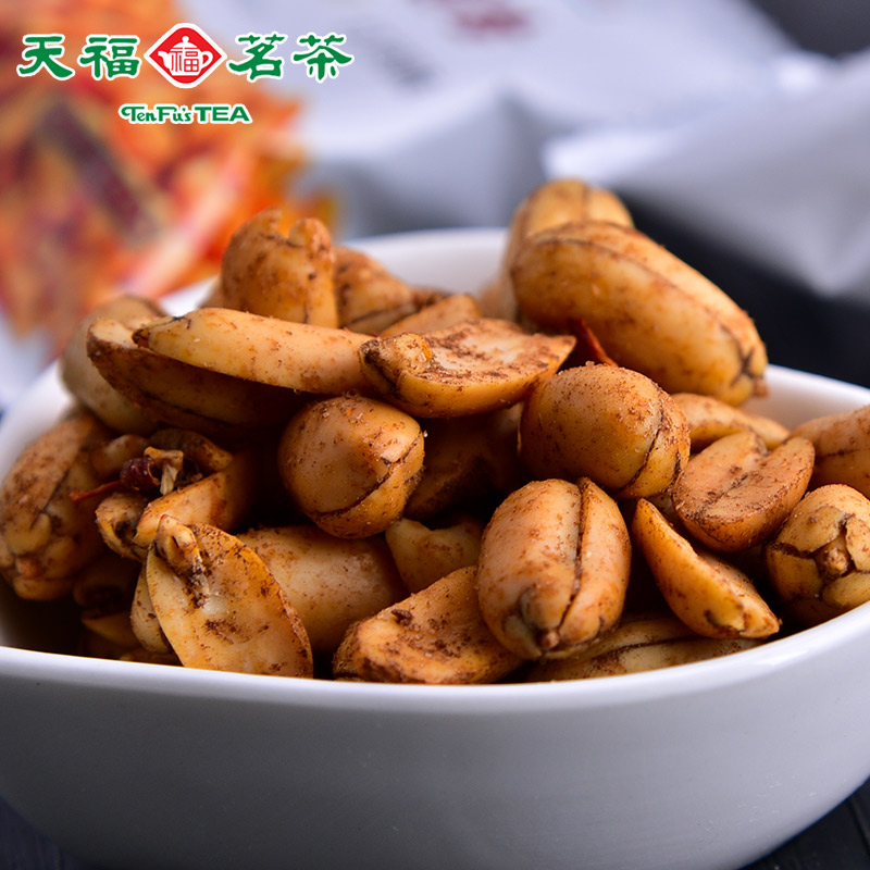 Tianfu tea roasted snack spicy peanuts casual fashion junior tea delicious fresh spicy small package