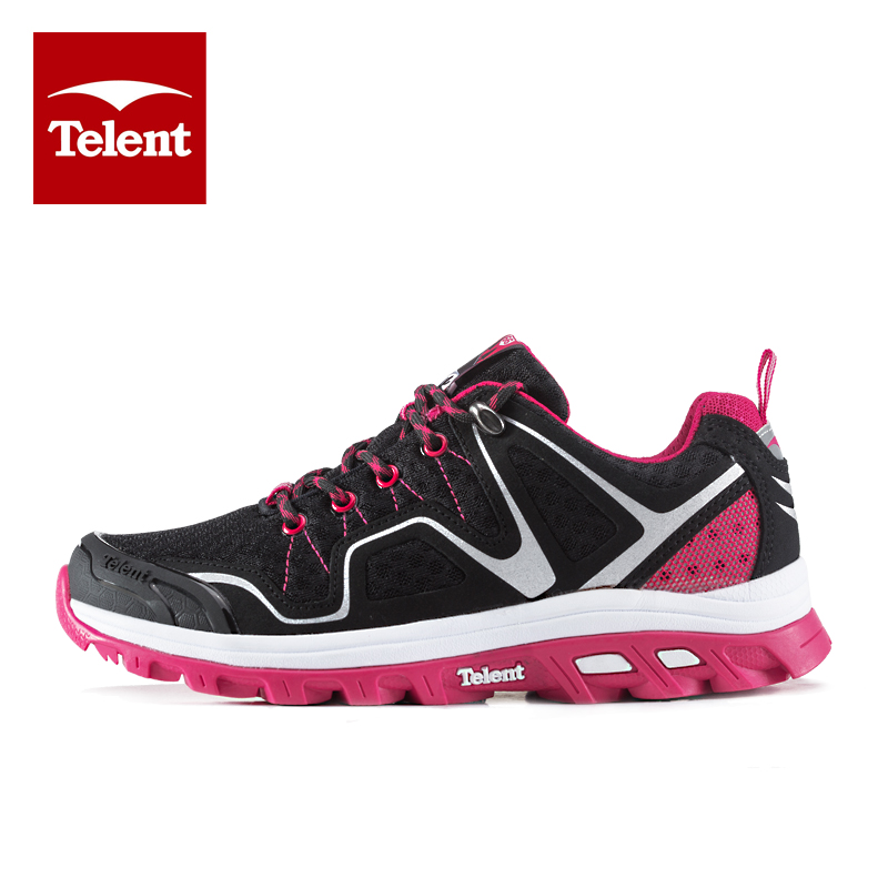 Tianlun day new summer female models breathable mesh hiking shoes outdoor shoes hiking shoes seismic slip shoes