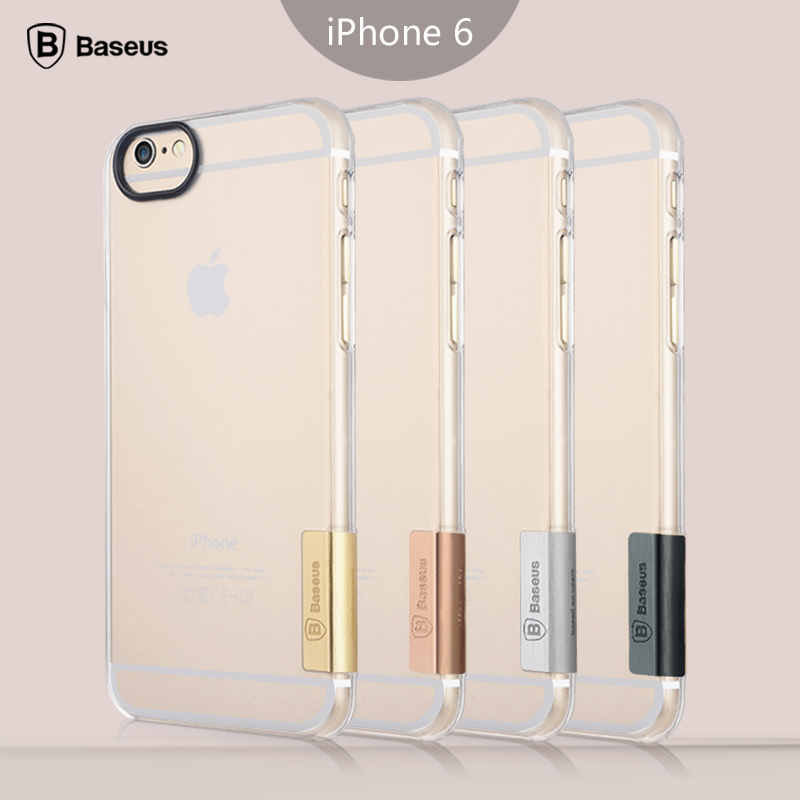 Times thinking iphone6 phone shell iphone6s phone shell mobile phone sets new apple 4.7 s mobile phone sets transparent shell
