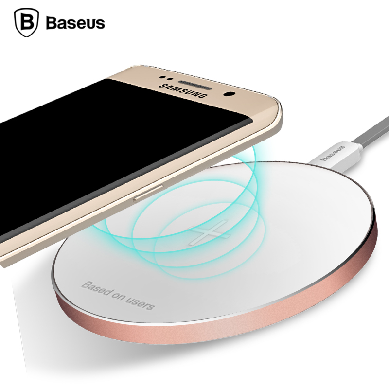 Times thinking wireless mobile power charging treasure qi wireless charger wireless charging base mobile tablet generic