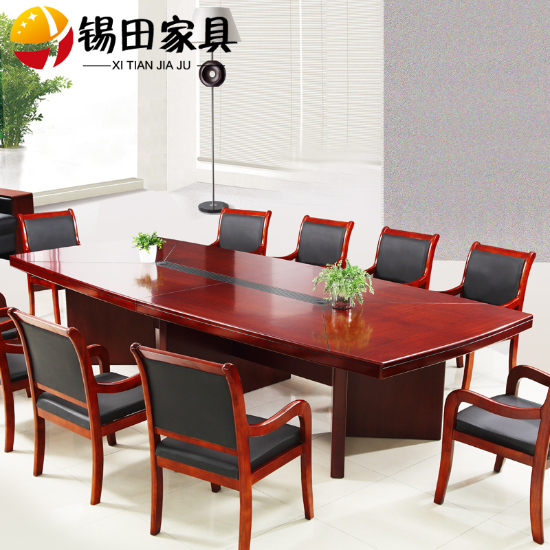 tin tin office furniture conference table long conference table and chairs combination minimalist modern bar table - Conference Table Chairs