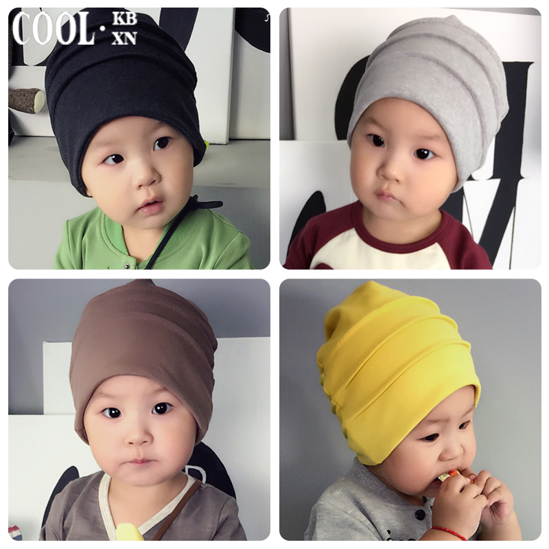 Tire cap newborn 0--3--6--12 months baby 1 years old 2 spring and winter baby hat children set of head cap tide cap