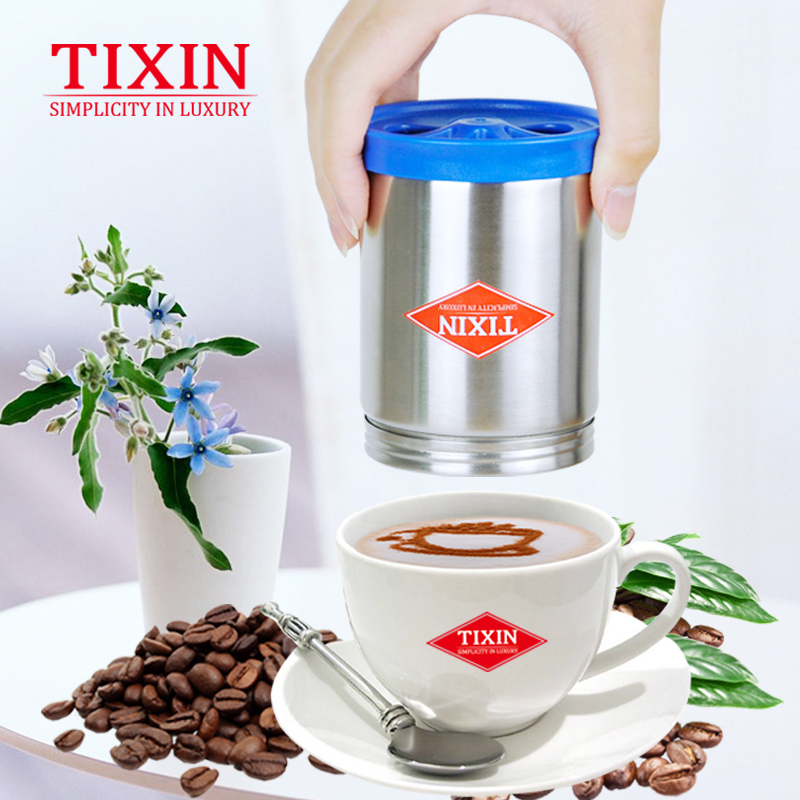 Tixin/ladder letter stainless steel modular fancy coffee dusters dusting cans four models garland mold Type suit