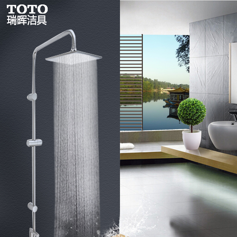 Toto shower shower suite shower column dm907c1r toto faucet