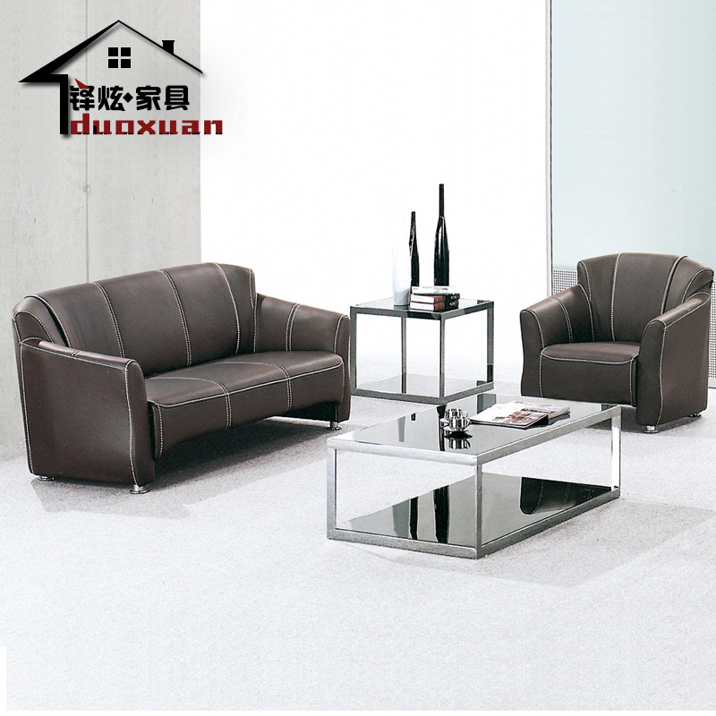 Tudor hyun simple and stylish modern office reception parlor sofa sofa to discuss the sofa can be customized