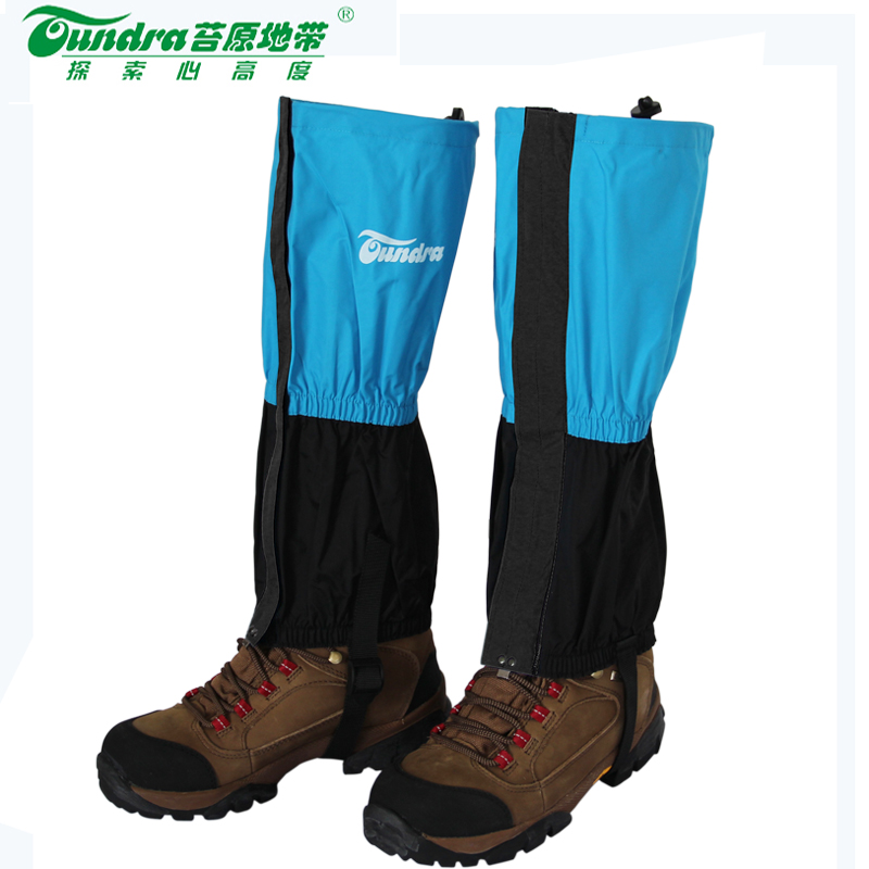 Tundra outdoor climbing snow cover snow cover snow gloves ms. male models breathable water proof protective gloves