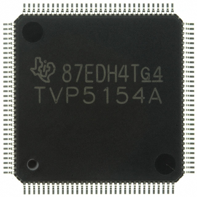 TVP5154APNP [video decoder ic 8bit 128 tqfp]