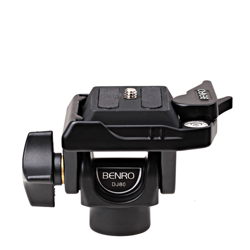 Two-dimensional DJ-80 head benro slr macro photography two-dimensional directional control ptz monopod dedicated industry