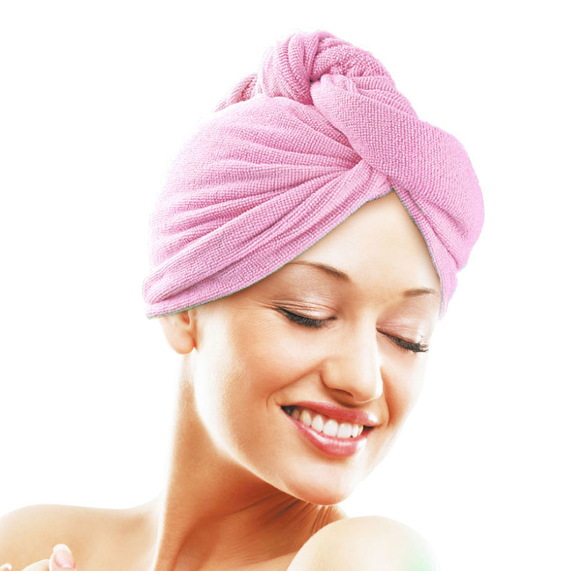 Udilife strong absorbent towel dry hair towel dry hair shampoo cap bath towel turban rub hair shower cap sugan