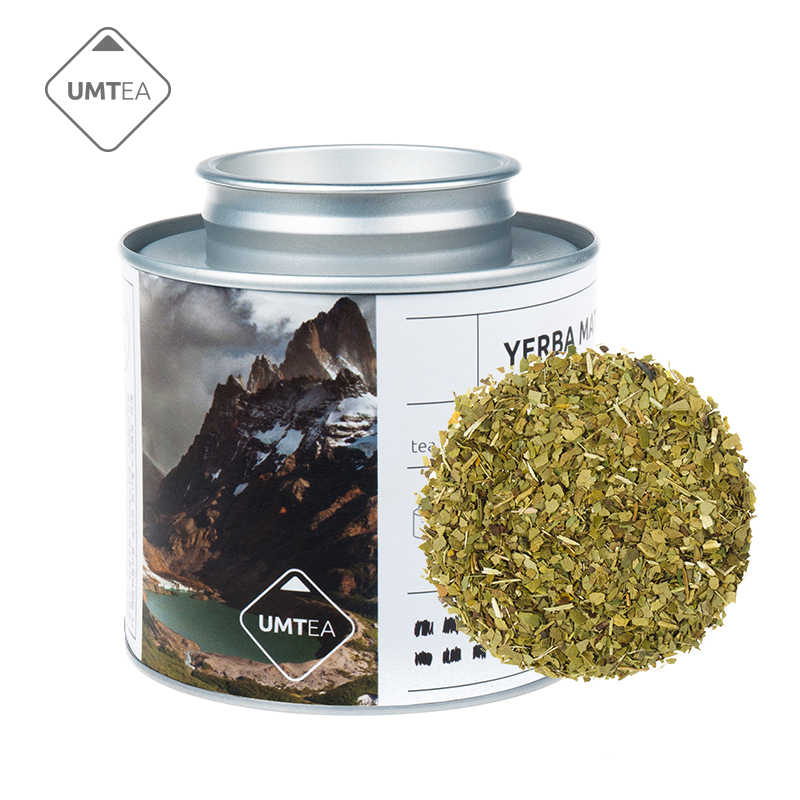 Umtea argentine mate yerba mate tea substitute tea herbal tea gifts canned tea ceremony tea drinking tea