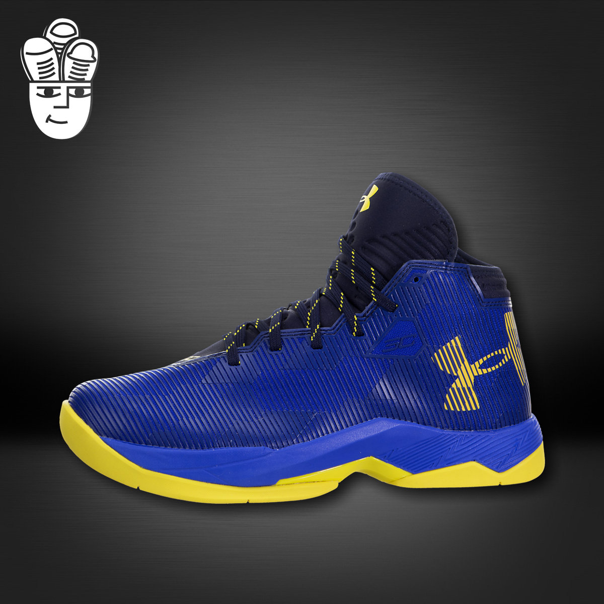 bb663edfdc7 Get Quotations · Under armour dema ua men s shoes adolescents curry curry  2.5 high top basketball shoes