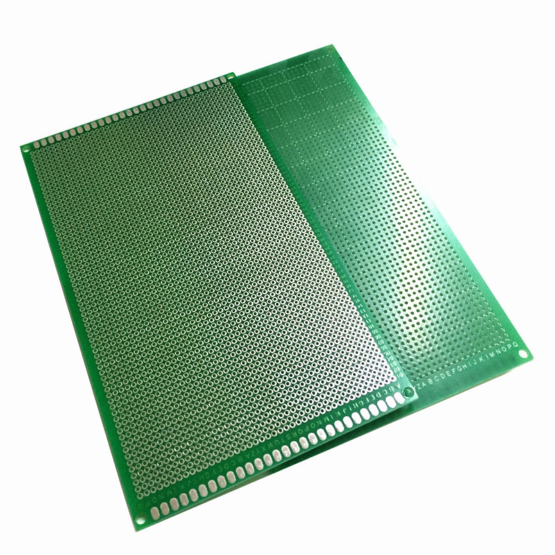 Universal pcb board 9*15 cm cecectomized spacing 0mm x 150mm board sided hole board test board