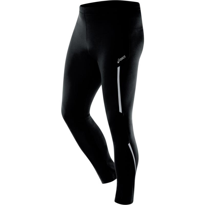 Us direct mail asics/asics B3004T high elastic breathable running tights male sports pants