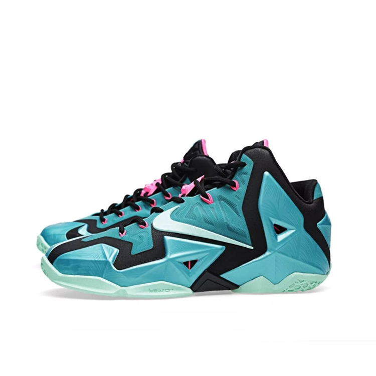 brand new 549ee a4dae Get Quotations · Us direct mail nike lebron xi james 11 men s basketball  shoes on the south coast 616175
