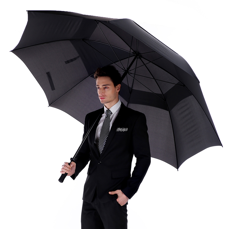 Vatican jazz skillet automatic umbrella wind oversized welcome the japanese men's business umbrella creative advertising umbrella umbrella