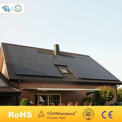 W photovoltaic roof off the network power home solar power system solar power
