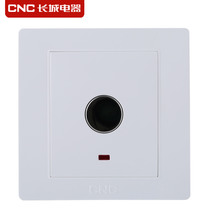 Wall switch socket panel wall 86 cnc switch F1-506 touch touch smart home switch open switch