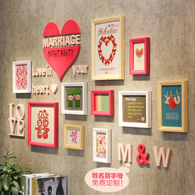 Get Quotations · Wedding gift ideas and practical to send friends  girlfriends wedding engagement anniversary gift wedding room decoration 34b580b333d8