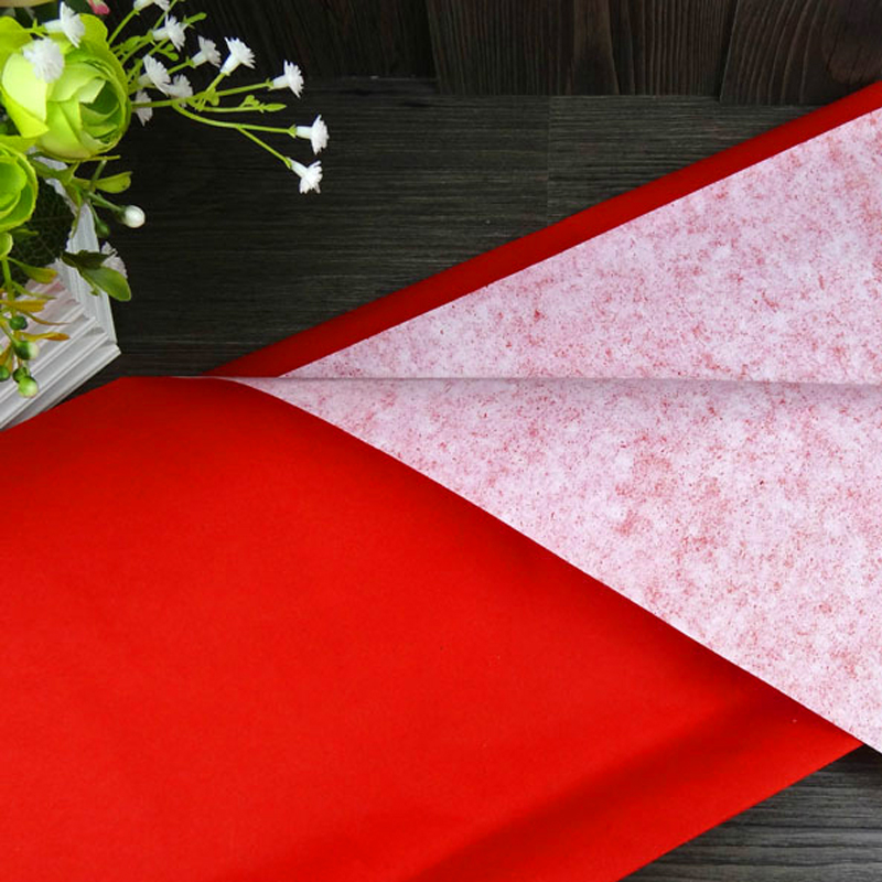 Wedding supplies wedding celebration festive holiday items shop covers red paper red paper propaganda paper