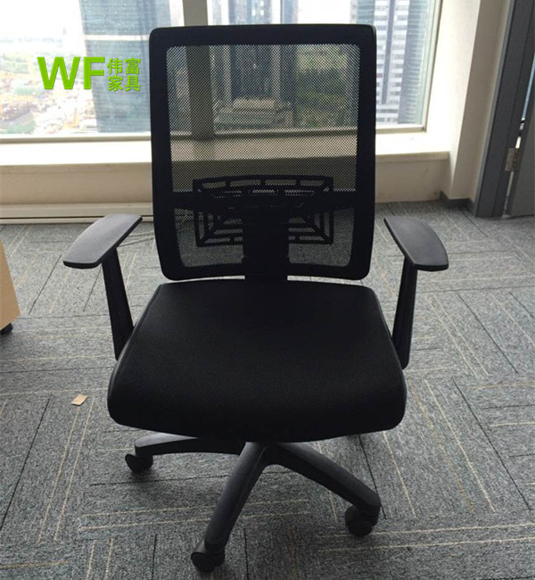 Wei fu office furniture office chair mesh staff chair staff chair meeting chair computer chair lift chair