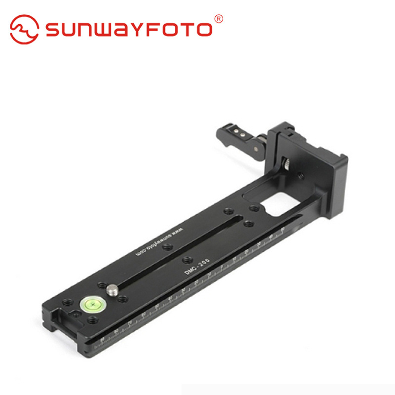 Wei sheng sunwayfoto DMC-200LR panoramic longboard clamp quick release plate ptz universal pull buckle