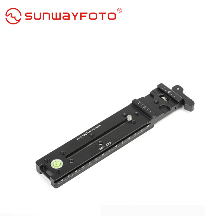 Wei sheng sunwayfoto DMP-200LR panoramic longboard clamp quick release plate ptz universal pull buckle