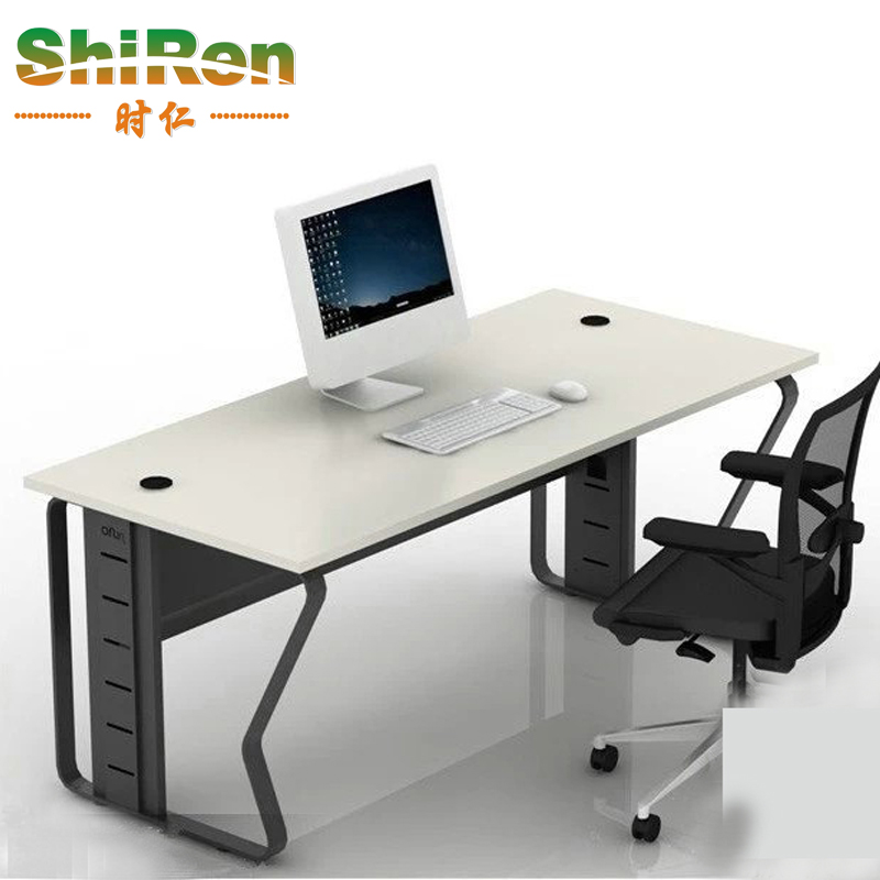 [When] desk staff minimalist modern office furniture desk staff tables and chairs combination of screen work spaces