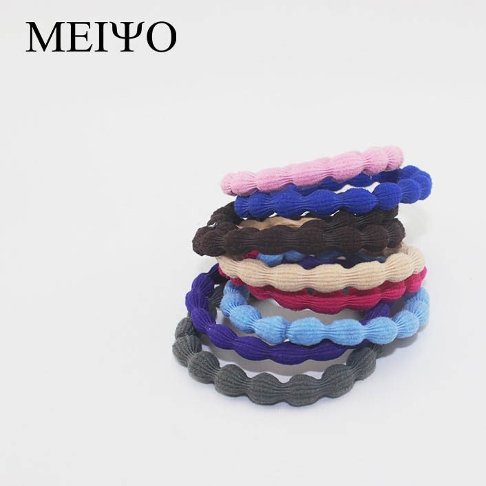 Where the lynn diy jewelry high elastic oujie bottoming hair ring hair rope headdress hair accessories hair tie rubber band tousheng korean fan
