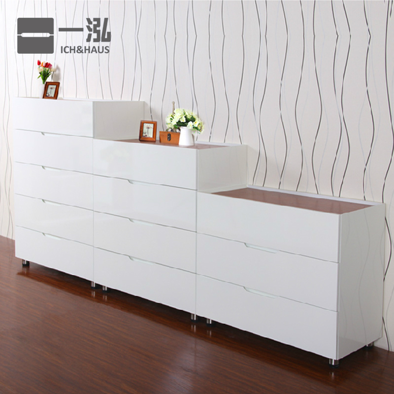 White paint three four doo doo cabinet drawer chest of drawers chest of drawers chest of drawers chest of drawers stylish minimalist modern chest of drawers