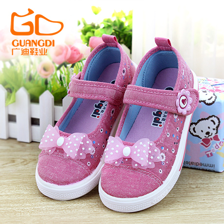 Wide di shoes women casual canvas shoes slip soft bottom princess shoes square mouth shoes 2015 autumn paragraph g403
