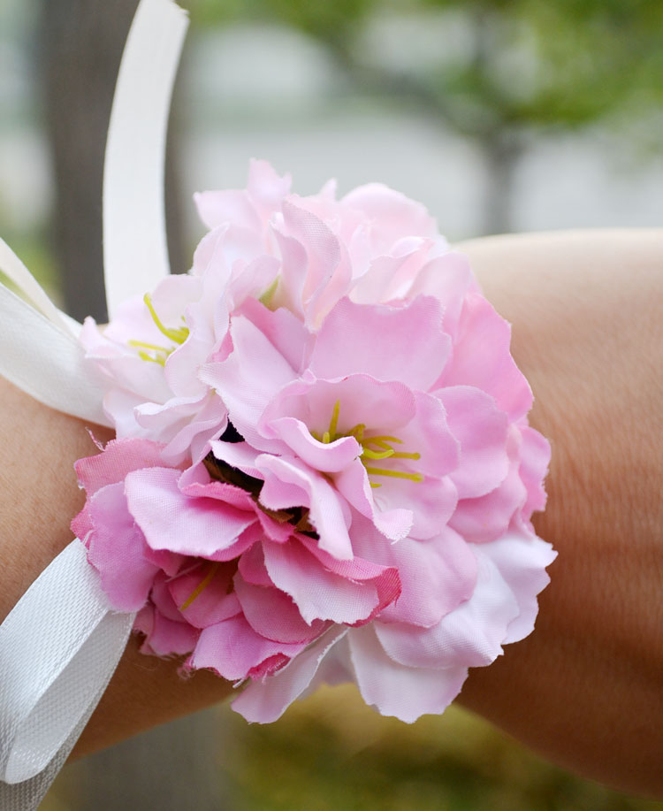 China wedding wrist corsages china wedding wrist corsages shopping get quotations wind name handmade custom wedding floral bride wrist corsage flower corsages artificial flowers cherry mightylinksfo