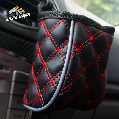 Wine series automotive supplies car debris bags zhiwu dai pouch upscale wine car outlet cell phone pocket