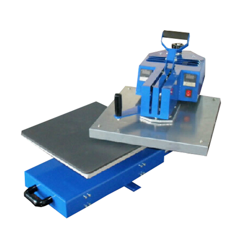 Withdrawing shaking his head heat press machine heat press machine heat press machine heat transfer machine transfer machine stamping machine press machine hot indian painting Machine