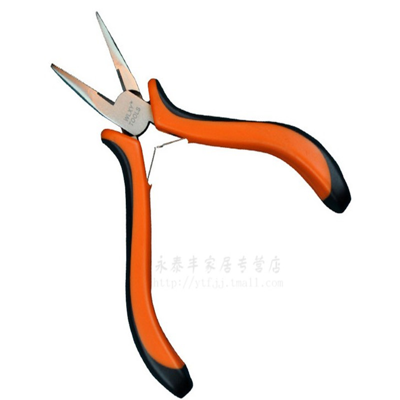 Wlxy tool 4.5 wl 5-inch mini needle nose pliers needle nose pliers pliers long nose pliers needle nose pliers clamp