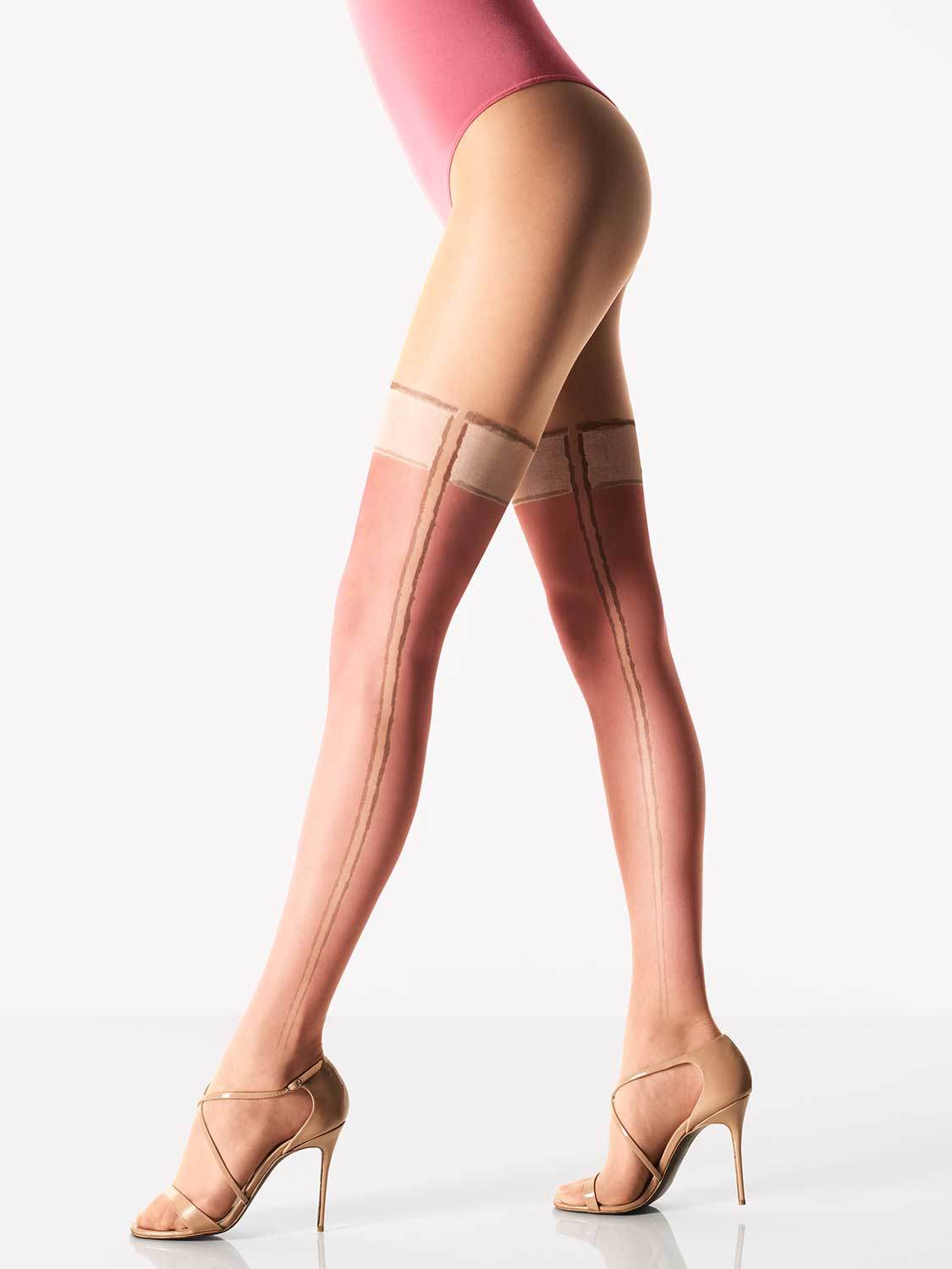 Wolford/ford dingwall d & eacute; grad & eacute; bottoming socks siamese tights pants 14455
