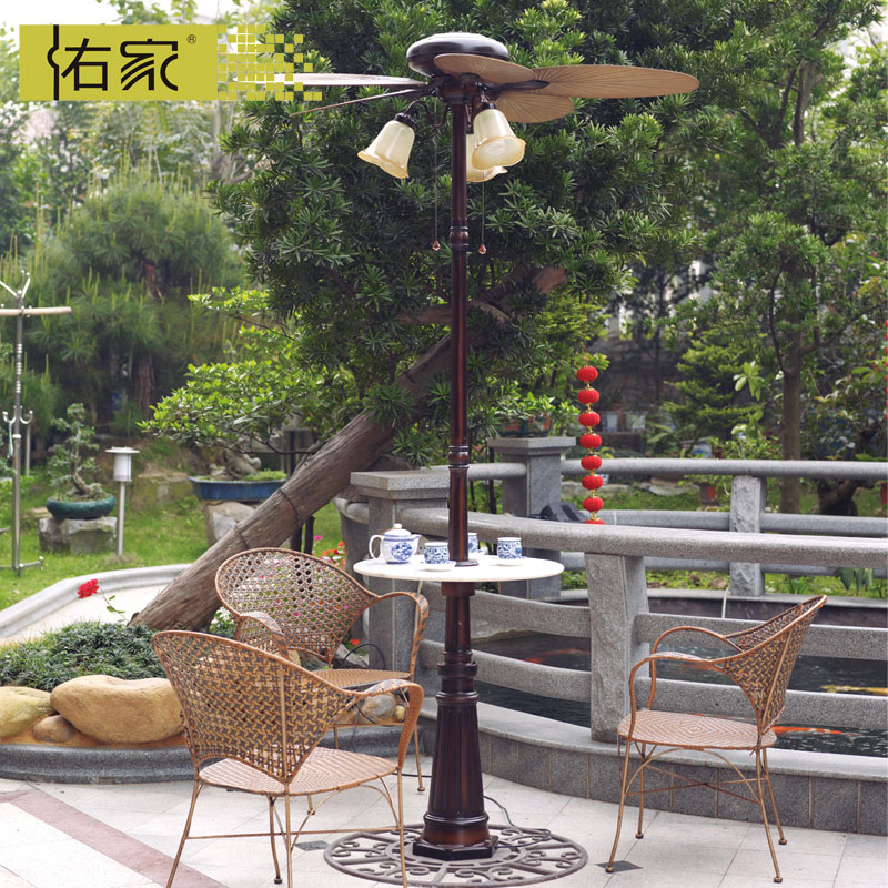 Get Quotations Woo Home Ceiling Fan Light Outdoor Stand Euclidian Contadino Gel Day Tea