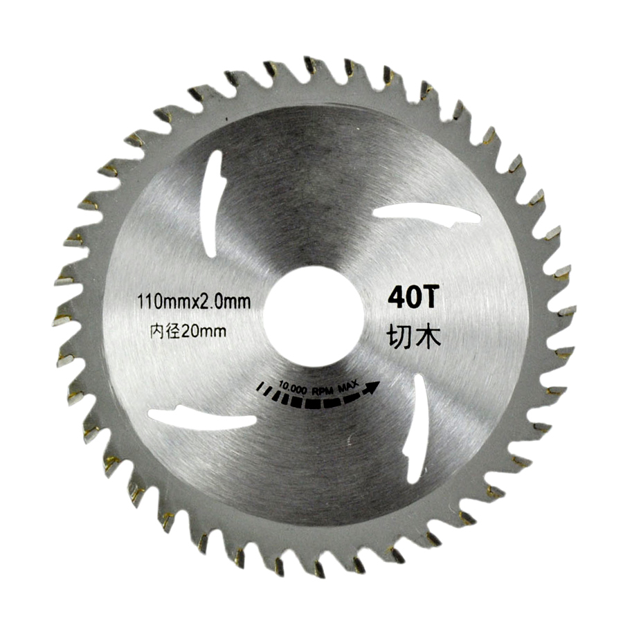 Woodworking saw blade 4 inch 7 inch 8/9 inch 10 inch 12/14 inch electric circular saw saw aluminum accessories wood wood cutting Chainsaw slices
