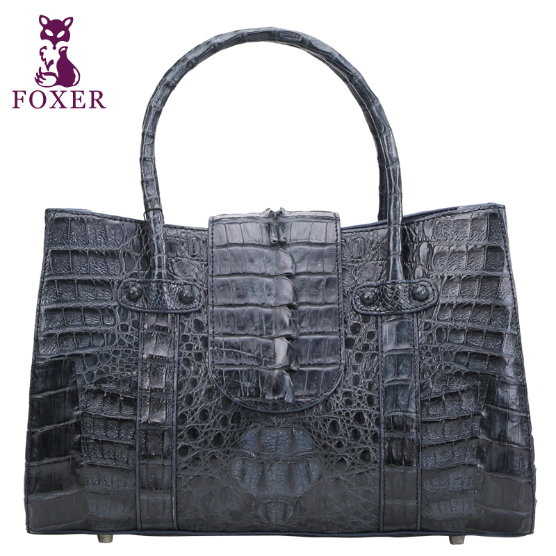 5704e7f7764f Get Quotations · Worsley handbags handbag 2016 new atmosphere crocodile  leather ladies bag europe and america when yet casual