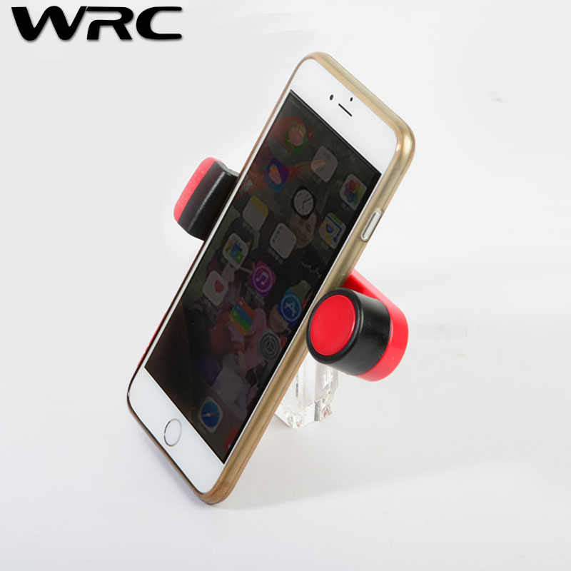 Wrc car phone holder car outlet cell phone holder snap holder navigation car phone holder bracket seat