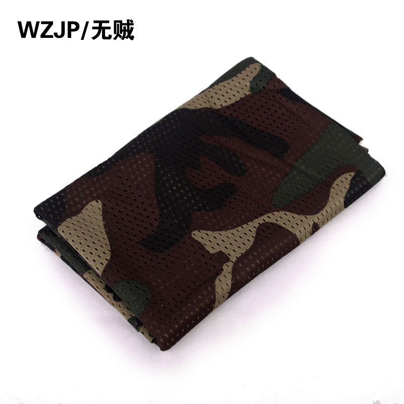 Wzjp without thieves camouflage military fans manggeon scarf scarf scarf men and women the same paragraph scarf scarf i was special forces camouflage scarf