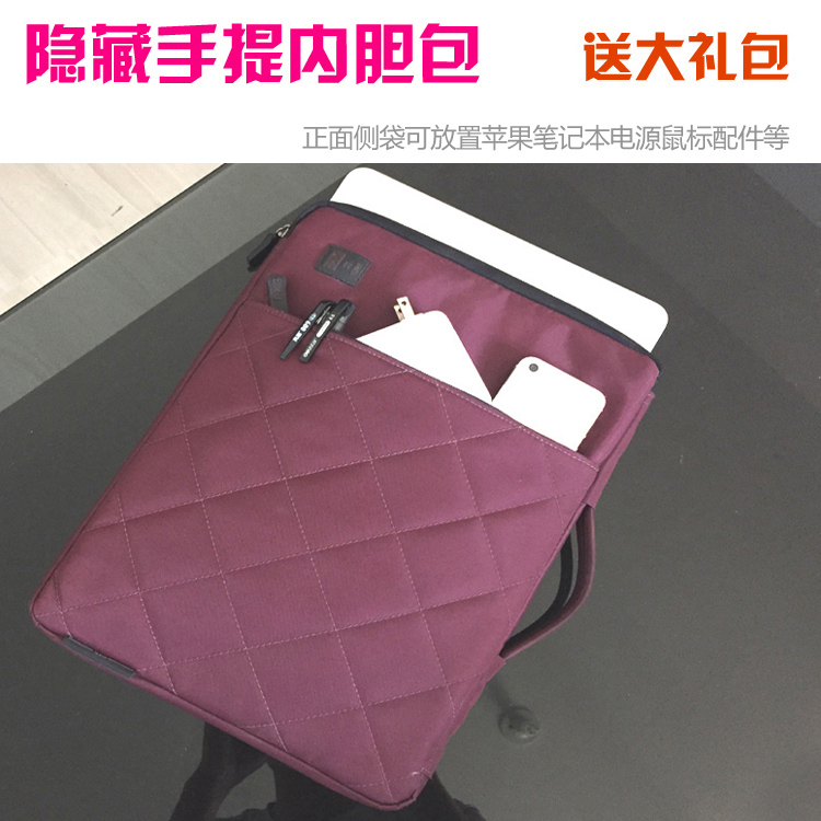 X360 hp hp envy 13 laptop bag liner bag 14 laptop bag computer bag 15 inch leather protective sleeve 15.6 inch men and women