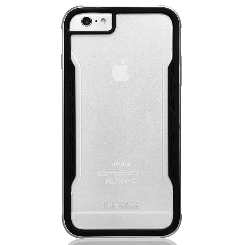 Xdoria road rui iphone6s phone shell apple 5.5 plus metal frame protective sleeve thin shell tide
