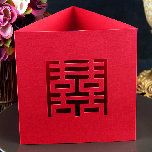 Xi love wedding m seats seat card table cards wedding wedding seat card table cards taiwan card seat card table cards taiwan card red and gold hollow hi word