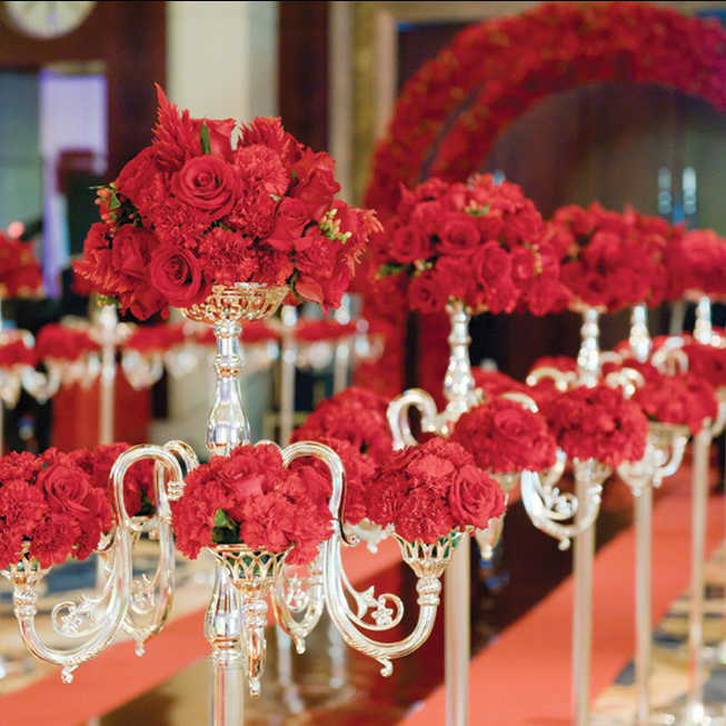 Xiamen golden jubilee yan man wedding planning wedding services wedding wedding arrangements wedding company traditional chinese red retro