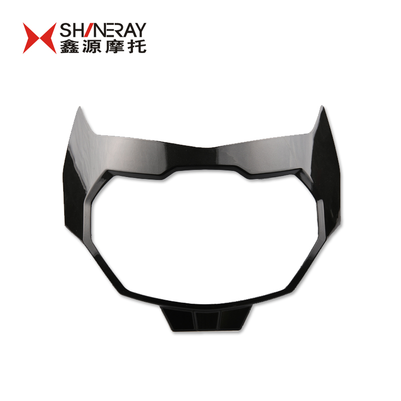 Xinyuan x5 x5 shineray motorcycle headlight shell accessories headlamp headlight lamp shell lampshade